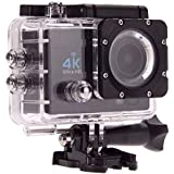 Camera Sports Wifi Filmadora Prova D'agua 12mp Tipo GOpro