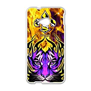 Happy Tribal tiger Phone Case for HTC One M7