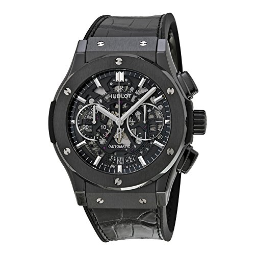 Hublot Classic Fusion Skeleton Dial Automatic Mens Watch 525CM0170LR