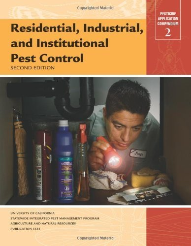 By Pat O'connor-marer - Residential, Industrial, And Institutional Pest Control, 2nd Ed. (2nd Edition) (2006-04-14) [Paperback]