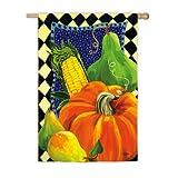 Harvest Bounty Garden Flag Size: 43″ H x 29″ W