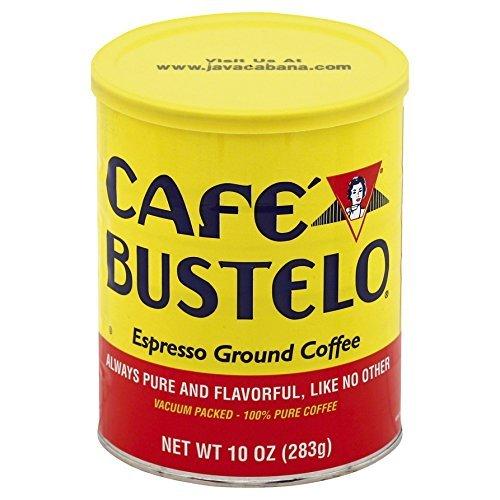 Cafe Bustelo, Coffee Espresso, 10 Ounce