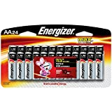 Energizer Max AA Battery, 24 Count