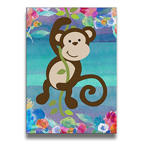 Oery Monkey Frameless Paintings Home Office Hotel Decoration Painting (Colt Mascot Costume)