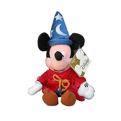 3429c7d665c Disney Fantasia 2000 Sorcerer Mickey Mouse Bean Bag Plush Toy 12 ...