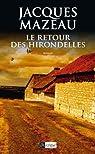 Le retour des hirondelles par Jacques Mazeau