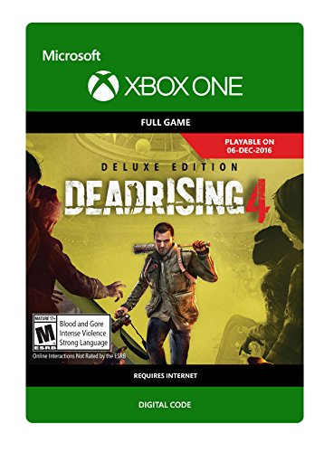 Dead Rising 4: Deluxe Edition - Xbox One Digital Code by Microsoft