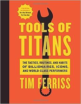 「tools of titans」的圖片搜尋結果
