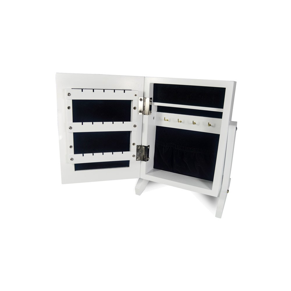 Jocca 3056//MIRRORED Jewelry Organizer