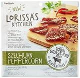 Lorissa's Kitchen Premium Steak Strips, Szechuan Peppercorn, 2.25 Ounce (Pack of 4) For Sale