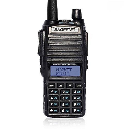 Baofeng UV-82 Two-Way Radio (Black)