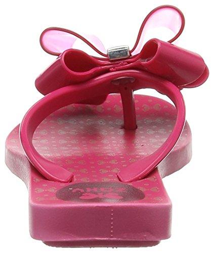 Zaxy Mädchen Link Twin Bow Sandalen Pink (Pink)