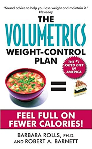 The Volumetrics WeightControl Plan Barbara Phd Rolls Robert A