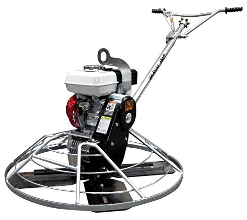 - MBW 3641A9 F36/4 Walk Behind Concrete Trowel, Pans Not Included/Honda GX270 Engine, 36