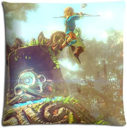 Zelda Lustrous Body pillow Shell