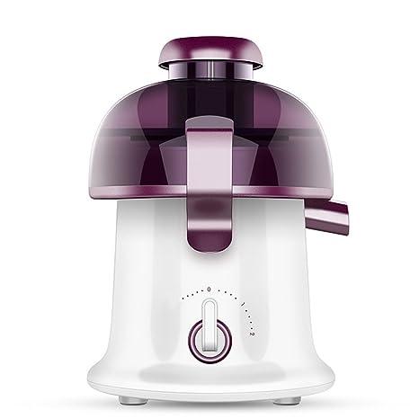 Juicer Exprimidor Household Automático De Frutas Y Verduras Multifuncional Mini Exprimidor De Frutas Fritas,Purple