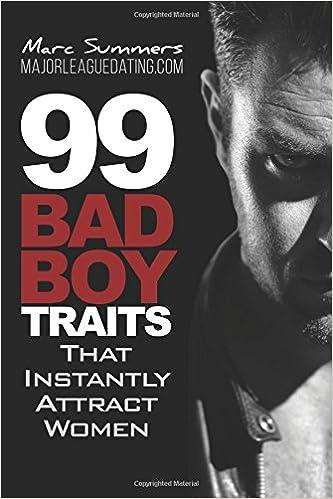 Bad boy traits