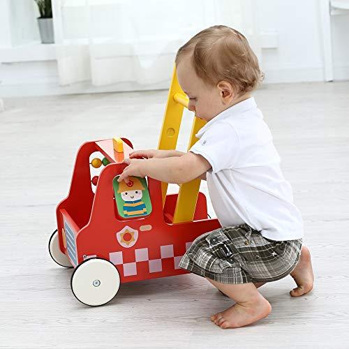 Amazon.com: Niños 2 en 1 pequeño motores de fuego rojo de ...