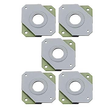 Fosa - Amortiguadores de motor paso a paso 5 piezas 42 ...