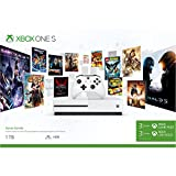 Microsoft Xbox One S 1TB Console ( Free Game Pass)
