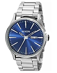 Nixon Men's A3561258 Sentry SS Watch