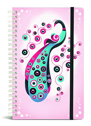 Gift Trenz Franklin Mill Spotted Train Wire Notebook, Ruled (1008)
