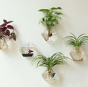 Amazon.com: 2 Packs Home Decor Wall Accessories Geometric