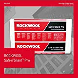 ROCKWOOL ROXUL Safe and Silent Pro380 (1.2 X 0.6 m) - Pack of 6 Pieces