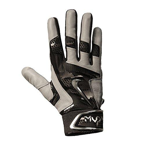 Nike Men`s MVP Elite Pro 2.0 Baseball Batting Gloves