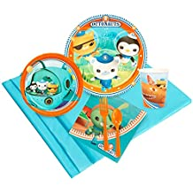 Octonauts Party Supplies - Party Pack for 24 Guests