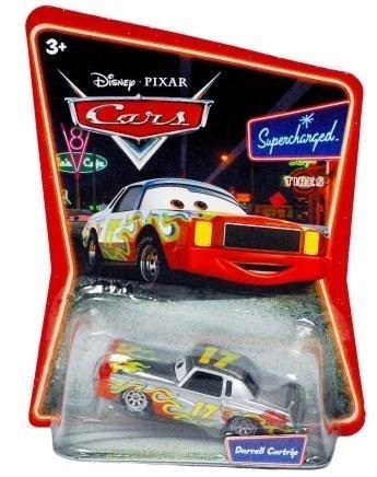 "DARRELL CARTRIP Disney Pixar The World of Cars 3"" inch Die-C"