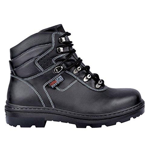 Cofra 25530–000.w45Sciro S3WR SRC calzature di sicurezza Taglia 45Nero