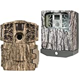 Moultrie Low Glow 14MP Mini 888 Long Range IR Trail Game Camera + Security Box