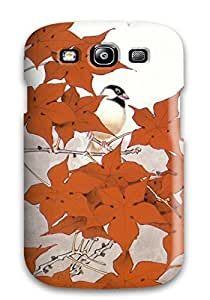IzmCdNl4594fKfLm Animal Artistic Abstract Artistic Fashion Tpu S3 Case Cover For Galaxy