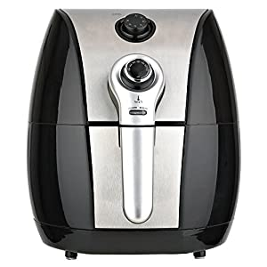 Brentwood Select AF-32MBK 3.4Qt Electric Air Fryer, Timer & Temp. Control