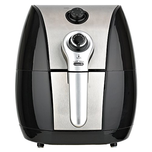 Brentwood Select AF-32MBK 3.4Qt Electric Air Fryer, Timer & Temp. Control Review
