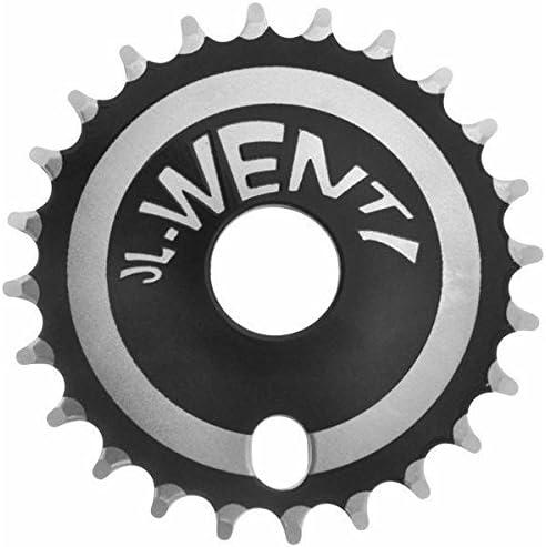 Plato BMX JL-WENTI 24 Dientes Color Negro 79152: Amazon.es: Deportes y aire libre