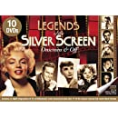 Legends of the Silver Screen: Biographies/10 DVD Box