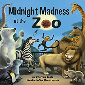 Midnight Madness at the Zoo Audiobook