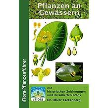 Pflanzen an Gewässern (iFlora-Pflanzenführer 8) (German Edition)