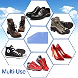 Shoe Shrink Wrap Bags,50Pcs Sneaker Shrink Wraps