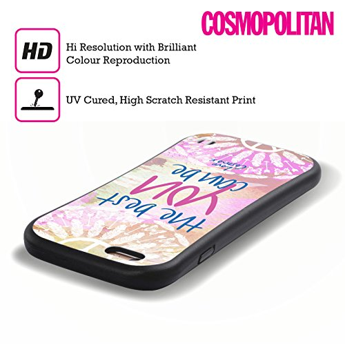 Official Cosmopolitan You Boho Hybrid Case for Apple iPhone 5 / 5s / SE