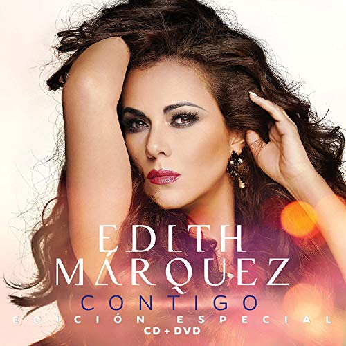 Price comparison product image Edith Marquez (Contigo,  Edicion Especial CD+DVD) 86768