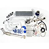 Rev9Power Rev9_TCK-001; Acura RSX K20A T3T4 Turbo Kit(Will Fit Ep3 Civic With Mods)