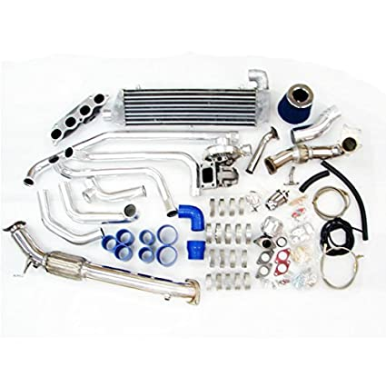 Amazon.com: Rev9Power Rev9_TCK-001; Acura RSX K20A T3T4 Turbo Kit(Will Fit Ep3 Civic With Mods): Automotive