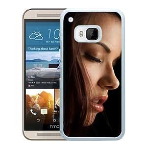 New Custom Designed Cover Case For HTC ONE M9 With Elizabeth Marx Girl Mobile Wallpaper(3).jpg