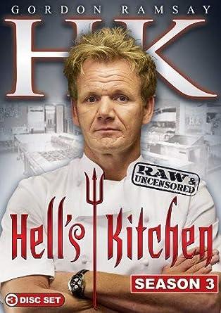 Amazon Co Jp Hell S Kitchen Season 3 Raw Uncensored Dvd
