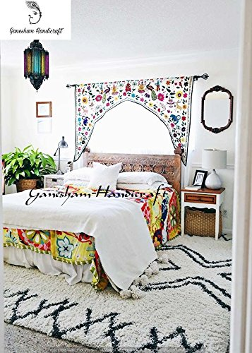 Indian  Banjara Door Valances Hippie Bohemian Vintage