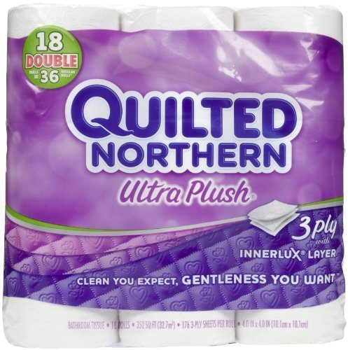 quilted northern 18 - 9