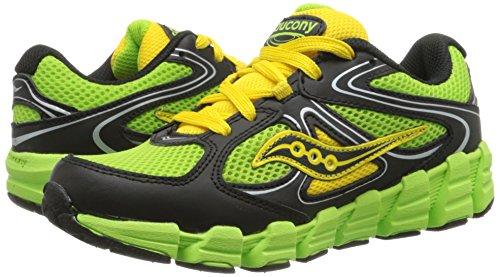 Saucony Kotaro Nino Verde oscuro Grande Deportivas Zapatos Nuevo EU 33,5